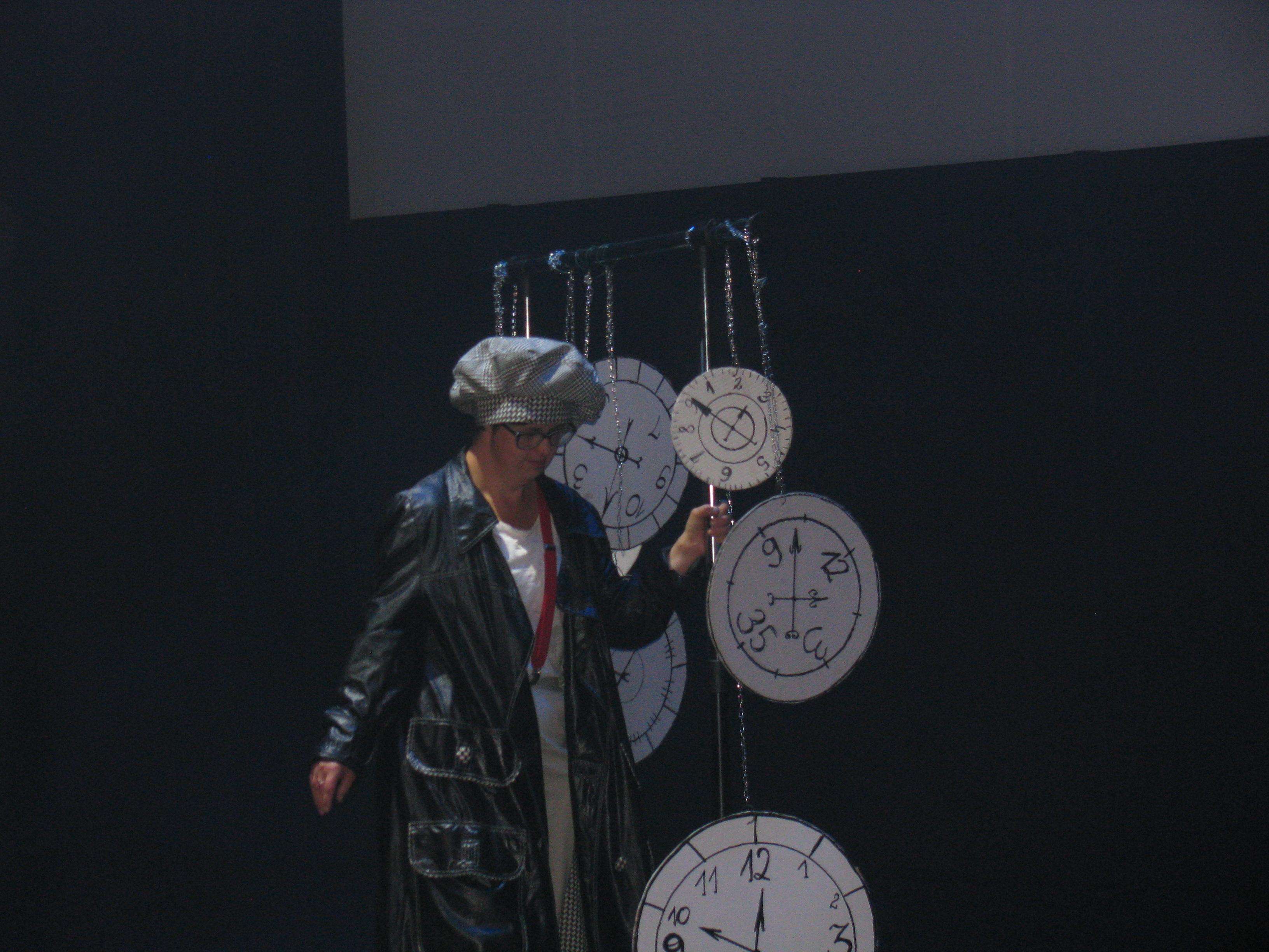 promyk zegary